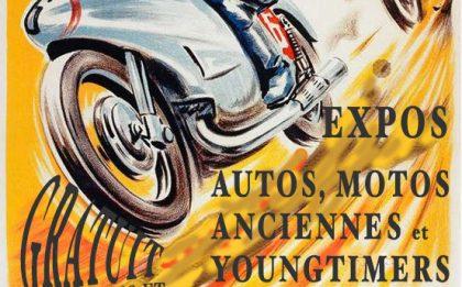 Affiche - Bourse moto 2019