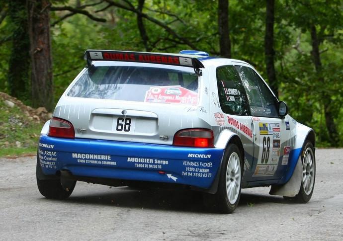 Rallye automobile 2